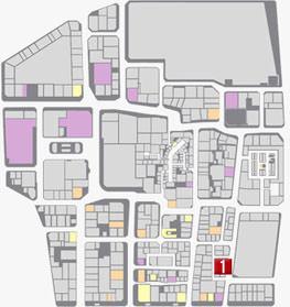 テルテルぼうやの場所マップ