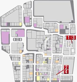 No.5『人買いクラブ』のマップ