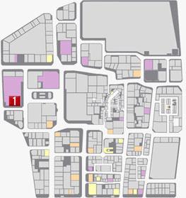 No.52『マッハボウル店員・エミリ』のマップ