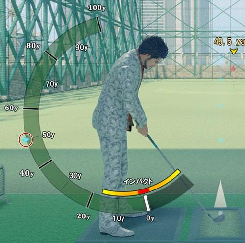 ゴルフのショット解説画像