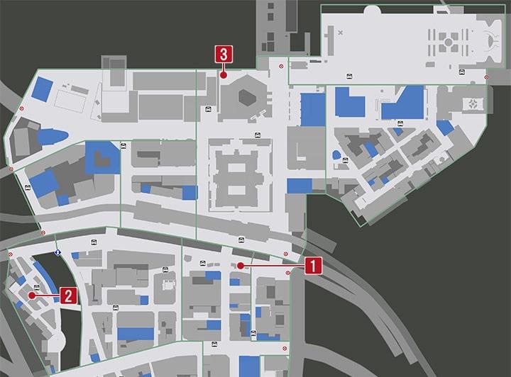 龍が如く7の横浜・伊勢佐木異人町:にぎにぎ嬢・娘の居場所マップ