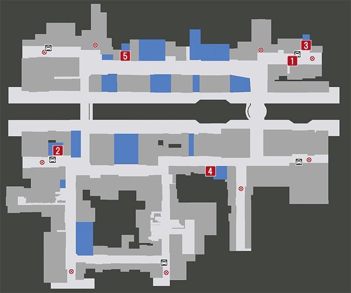 蒼天堀の販売店マップ